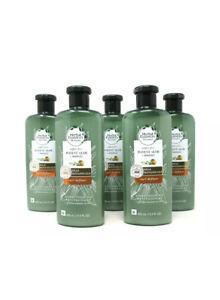 (5)Herbal Essences Bio Renew Conditioner 13.5oz Potent Aloe & Mango Curl Definer