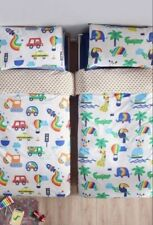❤️Next *new* 🌈. Rainbow Transport 2 Pack Single Duvet Set Reversible  🌈