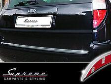 FORD Mondeo III Estate MK3 BWY - 3M chrome trim, moulding - Rear trunk trim