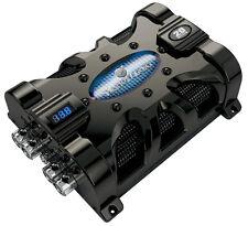 Planet Audio PC20F 20 Farad Capacitor W/ Digital Voltage Disp Blue Illumination