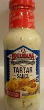 Louisiana Fish Fry Products   Tartar Sauce   10.5 Ounce Bottle  Free Shipping