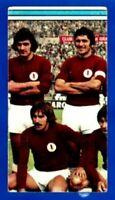 FIGURINA CALCIATORI PANINI 1974/75 N.500 SQUADRA TORINO REC/REMOVED