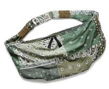 Kapital gauze bandana beach snufkin bag shoulder bag khaki brand new