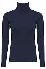 Long Sleeve Plus Size Stretch Tops & Shirts for Women