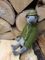 "Artist  plush teddy bear OOAK ""Martin"""