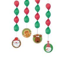 Décorations de fête multicolore pour la maison Noël Cuisine