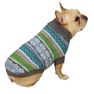 Northern Light Dog Turtleneck Sweater Pet  East Side Collection Apparel
