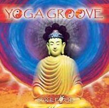 Lewis, Brent : Yoga Groove CD