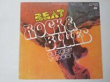 BEAT, ROCK & BLUES AUS DER VOLKSREPUBLIK POLEN LP auf Amiga