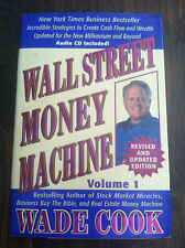 Wade Cook Wants You Making Money Vol. 1 by Wade B. Cook  2004 Hardcover STO#3443
