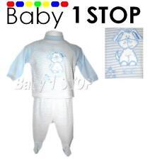 Bebé Raya Azul & Blanco 2 unidades Conjunto 6-12 meses