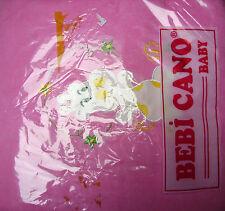 Babydecke Kuscheldecke  Einschlagdecke   rosa mit Motiv, Neu, BD /  7