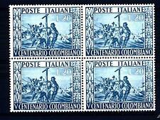 ITALIA REP. - 1951 - 5° centenario della nascita di Cristoforo Colombo - 20 L.