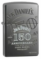 ZIPPO  JACK DANIELS  150th  ANNIVERSARY   Blackice RARITÄT
