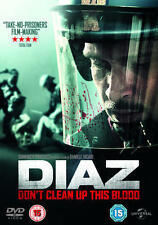 DIAZ - Don't Clean Up This Blood (DVD, 2013) - Brand New & Sealed