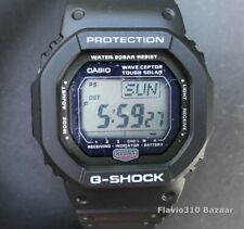 "Casio G-SHOCK GW-5600J (2324) ""The G"" Tough Solar Wave Ceptor 43mm watch"