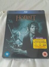 Blu-ray Hobbit Unexpected Journey Steelbook New and Sealed