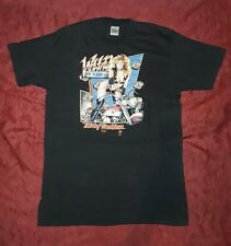 1988 FOR WORTH TEXAS MADE IN USA HARLEY DAVIDSON SEXY T-SHIRT SIZE XL WILD BREED