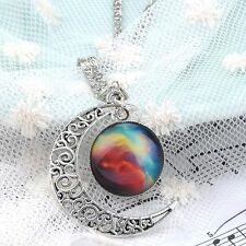 Silver Plated Love Heart Pendant Jewelry Cut Retro Models Fashion Style 1