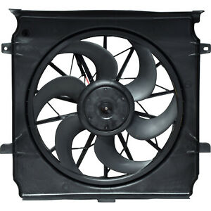 New Engine Cooling Fan Assembly FA 50337C -  Liberty