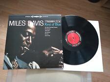 MILES DAVIS kind of blue / LP