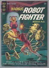 Magnus Robot Fighter #15 Gold Key 1966 VG