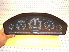 Mercedes Early R129 500SL 1991 VDO instument Genuine MB 1 Cluster,136.533 miles