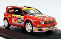 Altaya 1/43 Scale AL01419T - Toyota Corolla WRC - Monza Rally 2004
