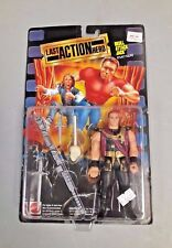 MATTEL 1993 LAST ACTION HERO SKULL ATTACK JACK ACTION FIGURE SCHWARZENEGGER NIB
