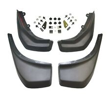 FOR RANGE ROVER EVOQUE 12-16 FRONT AND REAR MUD FLAPS LEFT AND RIGHT KIT