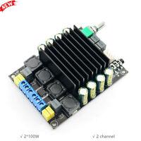 TDA7498 Audio Amplifier Board Digital Power Amplifier Module 2CH Stereo 2x100W