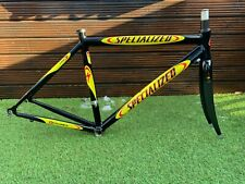 SPECIALIZED COMP FRAMESET size S Columbus tubing SLX size S(reynolds,campagnolo