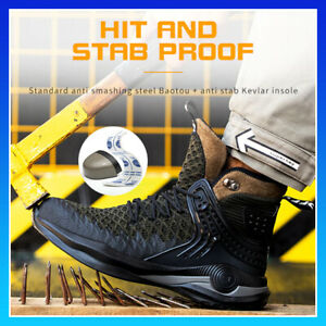 SafeLock Men Sneaker Boot S1 - Free shipping