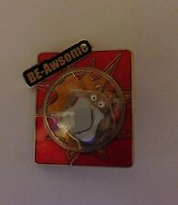 Disney DSF LE 150 Bolt Rhino Hamster Be Awesome Pin... Very Hard to Find!