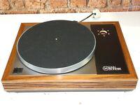 Linn Sondek LP12 Pre Cirkus Bearing Record Deck Player Turntable + Trampoline