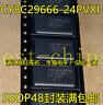 1PCS CY8C29666-24PVXI IC MCU 32K FLASH 2K SRAM 48-SSOP CY8C29666 8C29666  #K1995