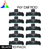 2 Pack Black Toner Cartridges for Dell 1250c 1355cnw C1760nw C1765nfw 12lFG 13FR