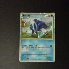 Suicune HGSS 21 BLACK STAR PROMO Pokemon Carta HOLO 040318-Howard Phillips