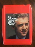 The Carl Smith Anniversary Album 20 Yrs Of Hits TC8 8-Track Tape Cartridge