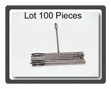 100 Replacement split needle Probe Needle for Tire Plug Reamer Tire Repair Tool