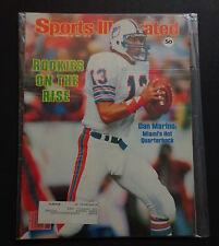 Sports Illustrated MAG November 14, 1983 Rookie On The Rise DAN MARINO Nov '83