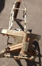 85-89 Kawasaki Ninja  ZX 600A ZX600A MainFrame Chassis with PAPER WORK