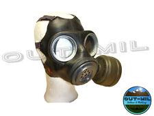 Maschera antigas MK2 Esercito Inglese con filtro e borsa portamaschera