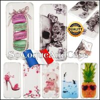 Etui housse coque Transparente TPU Silicone Case Cover Huawei Y5 (2019) Honor 8S