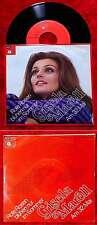 Single Gisela Marell: Rote Rosen blühen nur im Sommer (BASF CQA 033) D 1972