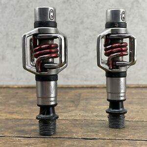 Crank Brothers Clipless Pedals  Eggbeater 2 Red MTB Mountain Bike Bros