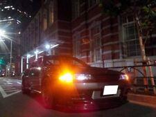 JDM Front LED Turn Signal Blinker Lights Indicators Nissan GTR R32 Made in Japan