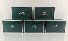5 Luxury Hermes Jumbo Soap Eau d'Orange Verte Soap Hermes Paris 5.2oz FREE BONUS