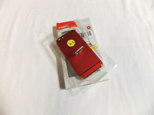 Ranvoo LK QY Cellphone Case for iPhone 6 6s Red Gold Metallic