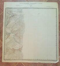 Antique Map/City of Baltimore Topog. Survey/1897- Herring Run Park Area